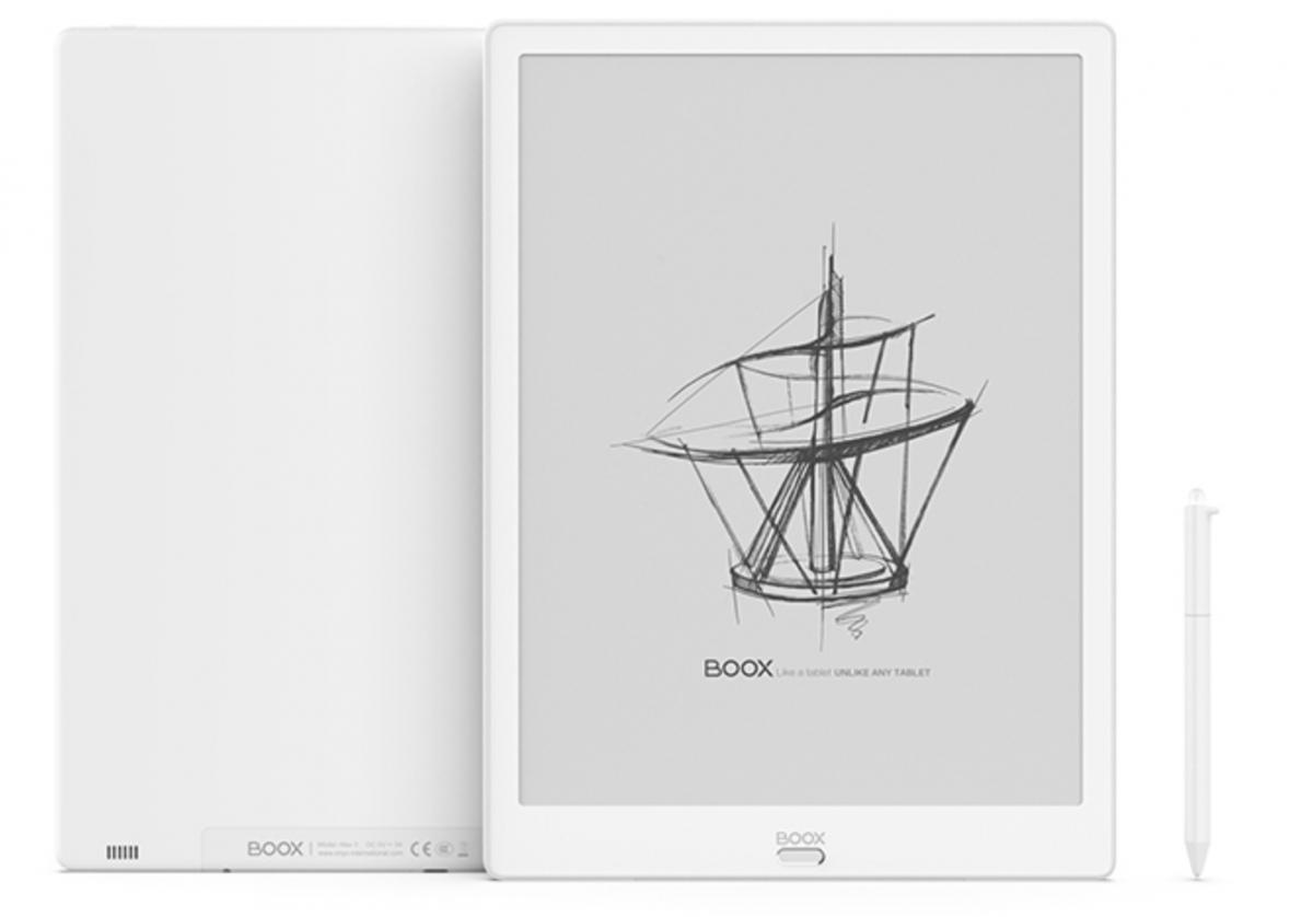 【快速導覽】BOOX Max3 13.3
