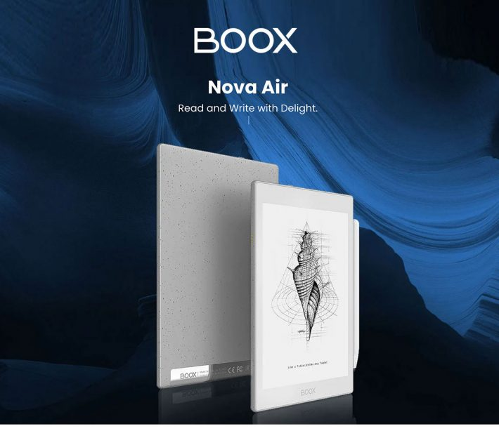 BOOX NOVA AIR 台灣代理