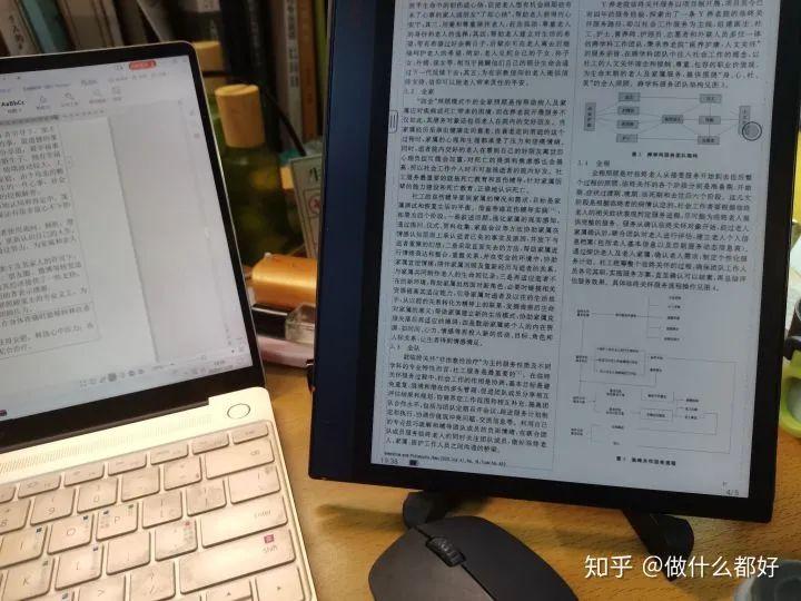 超多格式支援只在 Boox Note Air 10.3