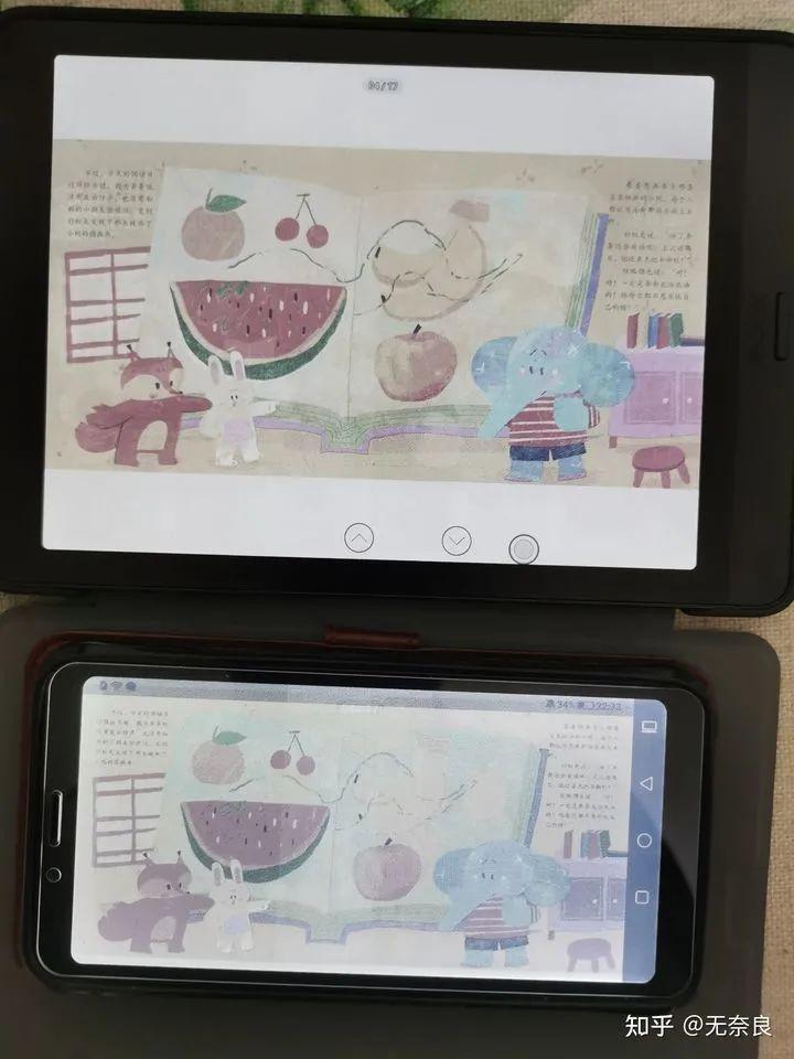 Nova3 Color 彩色電子書閱讀器 非常適合用來閱讀繪本
