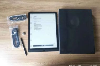 Boox Max Lumi 電子書閱讀器